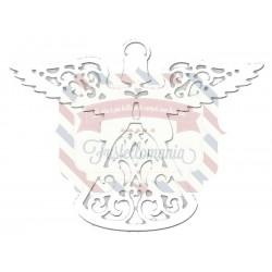 Fustella metallica Angel