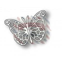 Fustella metallica Memory Box Pippi Butterfly
