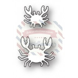 Fustella metallica Memory Box Cheerful Crabs