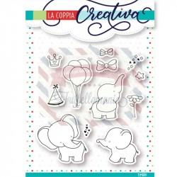 Timbri Elefanti