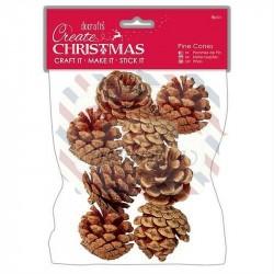 Pinecones Large 8 pezzi