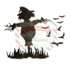 Fustella Sizzix Thinlits Scarecrow
