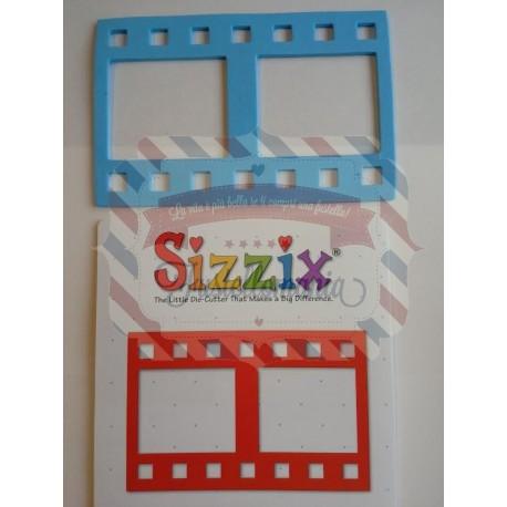 Fustella Sizzix Bigz Filmstrip