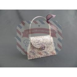 Fustella Sizzix BIGZ L STAMPIN UP Mini borsetta
