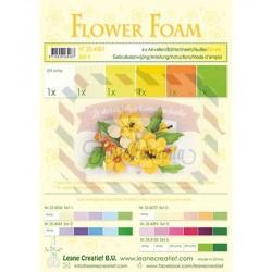 Fommy Leane Creatief 0,8 mm in fogli A4 6 pezzi colori sfumati Giallo