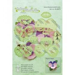 Fustella metallica Leane Creatief Multi Flower 003