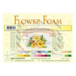 Fommy Leane Creatief per fiori 0,8 mm in fogli A4 10 pezzi colore Arancio