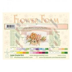 Fommy Leane Creatief per fiori 0,8 mm in fogli A4 10 pezzi colore Salmone