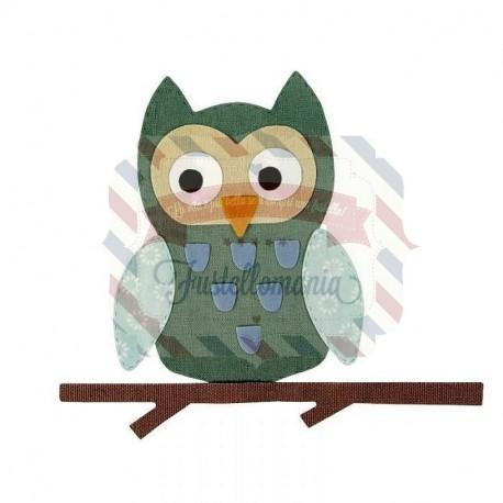 Fustella Sizzix Bigz Owl by Sophie Guilar