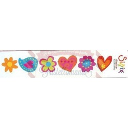 Fustella Sizzix Decorative Strip Kids and teen mania