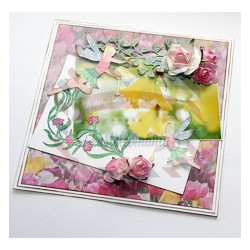 Carta da scrapbooking Joycrafts Paper Set A4 Soft colours of nature