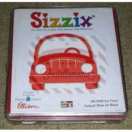Fustella Sizzix Bigz Macchina car
