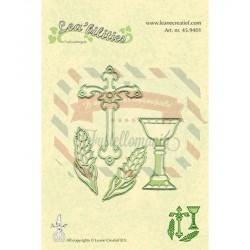 Fustella metallica Leane Creatief Special Occasion 1