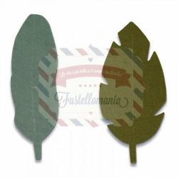 Fustella Sizzix Bigz Leaves
