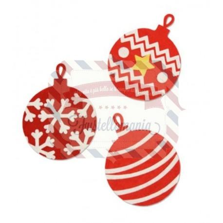 Fustella Sizzix Bigz Christmas Bell