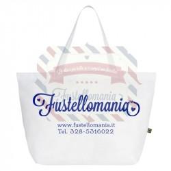 Borsa leggera in TNT Fustellomania