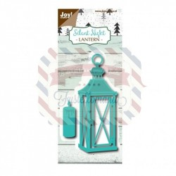 Fustella metallica Joy! Crafts Cutting & Embossing Silent Night Lantern