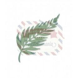 Fustella Sizzix Thinlits Elegant Leaf