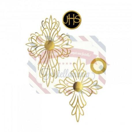 Fustella Sizzix Thinlits Special Edition Croci
