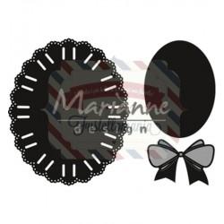 Fustella metallica Marianne Design Craftables punch die Halloween