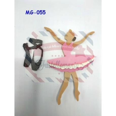 Fustella Ballerina