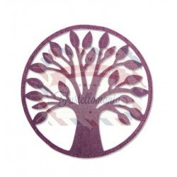 Fustella Sizzix A4 Tree of Life