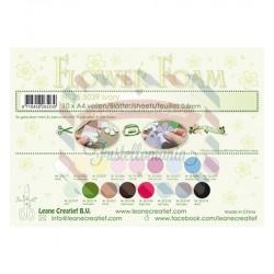 Fommy Leane Creatief per fiori 0,8 mm in fogli A4 10 pezzi colore Ivory
