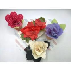 Fustella L Kit petali per fiori e foglie