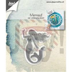 Fustella metallica Joy! Crafts Cutting & Embossing Mermaid