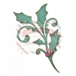 Fustella Sizzix Bigz Seasonal scroll