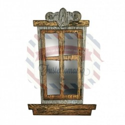 Fustella Sizzix Bigz Window frame