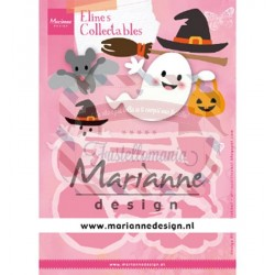 Fustella metallica Marianne Design Collectables Eline's Halloween