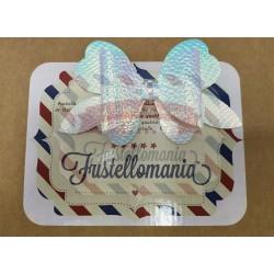 Fustella M Fiocco farfalla