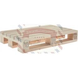 Mini pallet in legno 20x13x3,5 cm