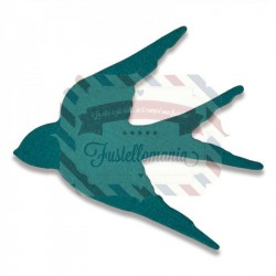 Fustella Sizzix Bigz swallow