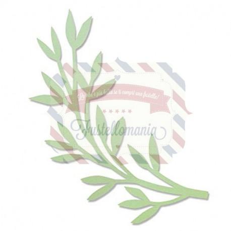 Fustella Sizzix Bigz Modern foliage