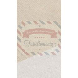 Primette tessuto colore beige latte 48x50 cm