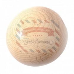 Pallina di legno 80 mm