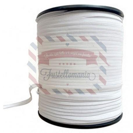 Nastro elastico 6 mm 1 metro