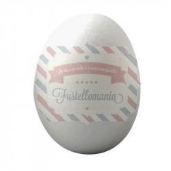 Uovo di polistirolo 12 cm