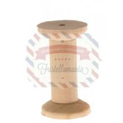 Bobina in legno 3,5x7,0h cm