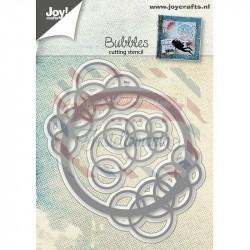 Fustella metallica Joy! Crafts Bubbles