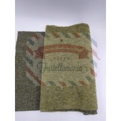 Tessuto La Pecorotta colore militare 35x100 cm