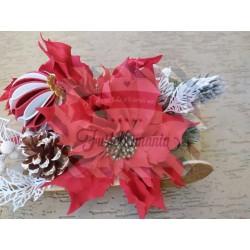 Fustella A4 Fiore grande Stella di Natale