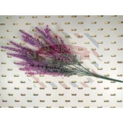Rametto con fiorellini viola