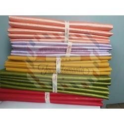 Tessuto Il Vanitoso 140x50 cm. colore a scelta