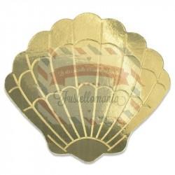 Fustella Sizzix Bigz Seashell 3