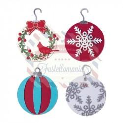 Fustella Sizzix BIGZ L Box ornament
