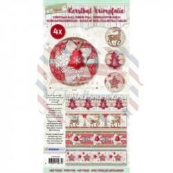 Pellicola termoretraibile per palline di Natale Studio Light - Scandinavian Winter 07
