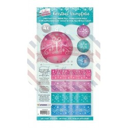 Pellicola termoretraibile per palline di Natale Studio Light - SHRINK WRAP - Sparkling Christmas nr.02